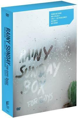Rainy Sunday for Guys Box - 5 Filme - Bad Boys, Tränen der Sonne ..!! NEU&OVP !!
