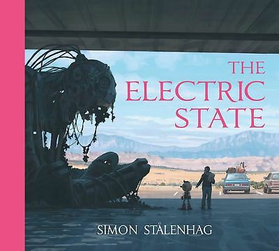 The Electric State por Simon Stalenhag