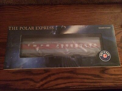 Lionel 25134 The Polar Express Diner Car New in Box!