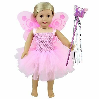 8Sets for Baby Doll Clothes Dress Skirt America 16-18 inch Girl Dolls Outfits