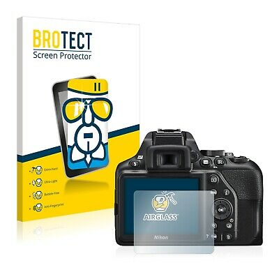 Nikon D3500 Glass Film Screen Protector Protection