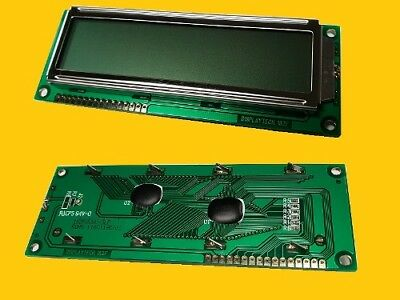 LCD Display 162F-DC-BC-3LP 2 x 16 Characters 16 Pins LED BACKLIGHT WHITE 1 St.