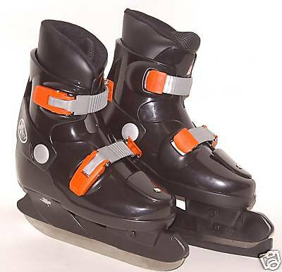 Ice Skates Adjustable 29-32 Eu Ice Hockey Ice Shoes