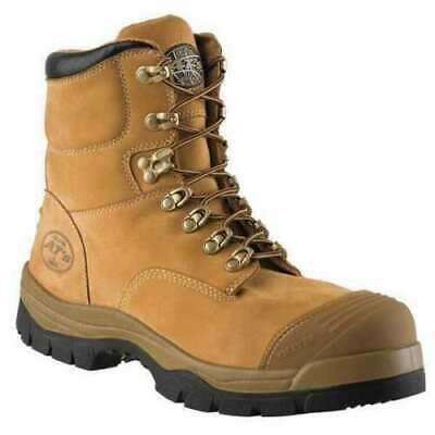 Oliver Boots: Men's Steel Toe 55232 ESD Nubuck Leather Work Boots