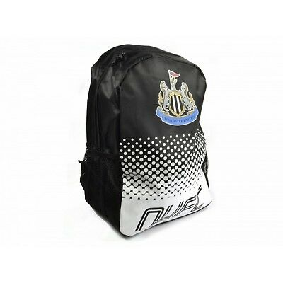 Newcastle United Fade Design Rucksack (BS1071)