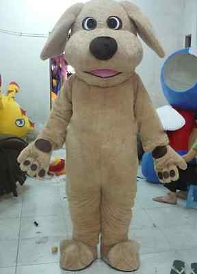 Costume Party game Fancy Dress  Adult Size  Free-Style Dog Mascot Special Gifts