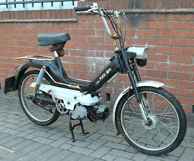1975 PUCH MAXI 49cc * BARN FIND PROJECT * HISTORIC CLASSIC MOPED
