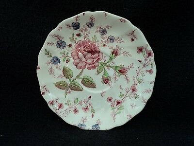 Johnson Brothers - ROSE CHINTZ - Cream Soup Stand Only