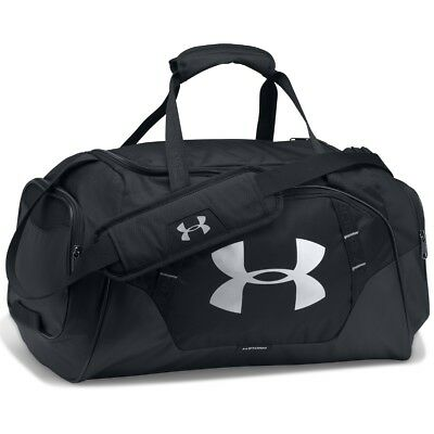 Under Armour Undeniable 3.0 SM Duffle Tasche Reise Sporttasche black 1300214-001