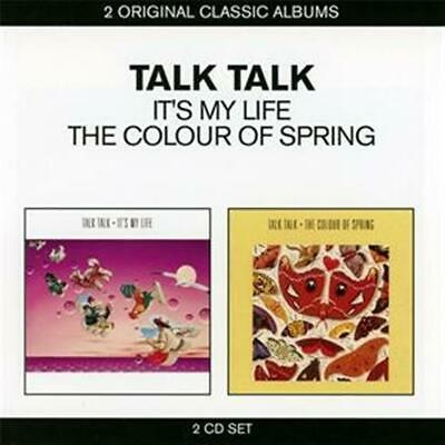 Talk Talk - It's My Life / The Colour Of Spring (2 Cd)