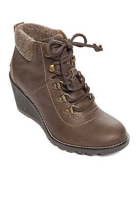 b09887b3ca9 Sperry Top-Sider Women s Celeste Bliss Ankle Boot - Canteen Brown Size 5.5