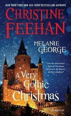 NEW A Very Gothic Christmas By Christine Feehan Paperback Free Shipping