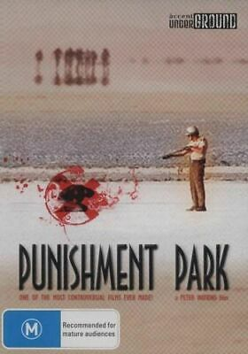 NEW Punishment  Park DVD Free Shipping