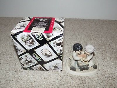 "Kim Anderson Pretty as a Picture ""Wrapped With Love"" Figurine"