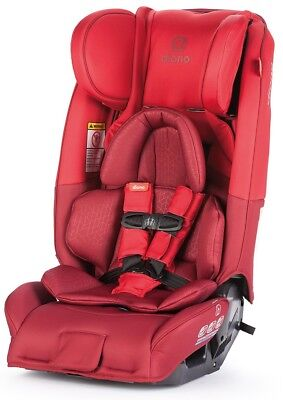 Diono Radian 3 RXT All-in-One Convertible + Booster Child Safety Car Seat Red