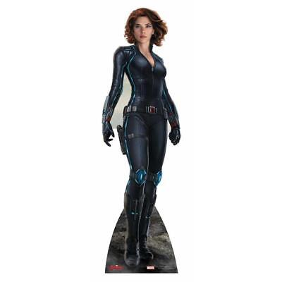 Avengers Movie Age of Ultron Pappaufsteller (Stand Up) - Black Widow (177 cm)