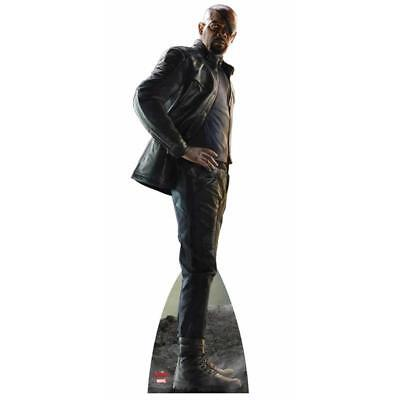 Avengers Movie Age of Ultron Pappaufsteller (Stand Up) - Nick Fury (194 cm)