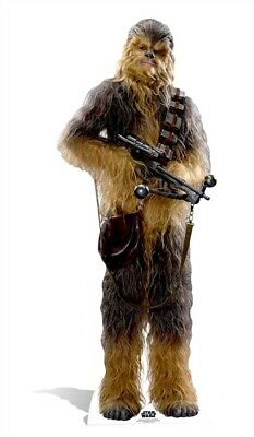 Star Wars Episode VII Pappaufsteller (Stand Up) - Chewbacca (193 cm)