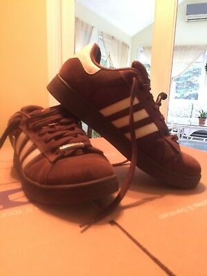 Adidas Campus ST 534263 Brown Shoes. Men's 10.5