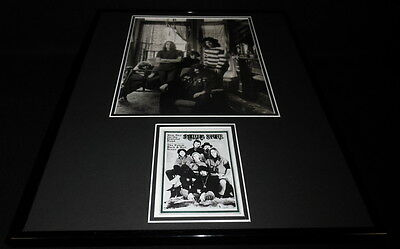 The Grateful Dead 16x20 Framed Rolling Stone Cover Display