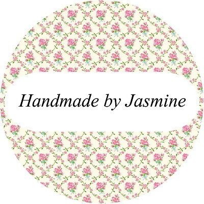 24 Gloss Personalised Shabby Chic Vintage Handmade By Craft Labels