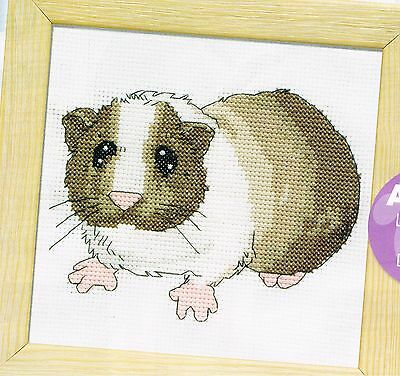 Perfect Pets Rspca Cross Stitch Pattern From Magazine Badger The
