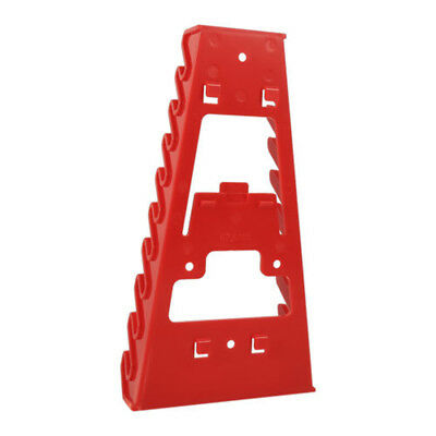 Holder Wrench Holder Tools Wall Mounted Red Wrenches Standard Organizer Premium