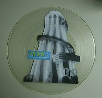 """VOW WOW HELTER SKELTER 10"""" PIC DISC EXTENDED GEIJIN MIX ARISTA VWWPD2 UK Conditi"""
