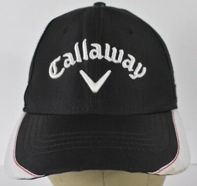 Black Callaway Golf Speed Regime Embroidered Baseball Hat Cap Adjustable b37d0c08958