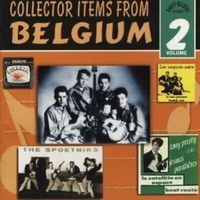 Various Artists - Collector Items from Belgium 2 [New CD]