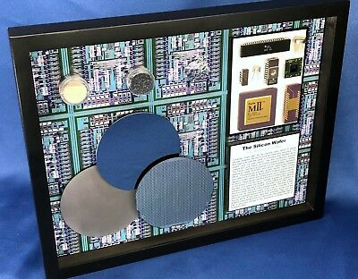 ChipScapes - Making Computer Chips - Silicon Wafer,Gary,Amiga,5719,CBM,MOS
