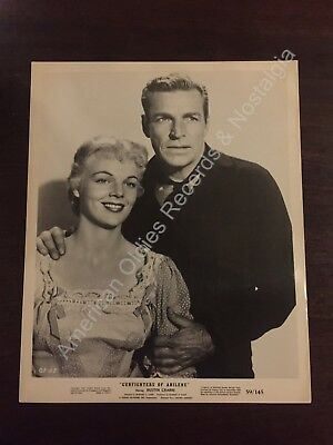 "RACHEL AMES & Buster Crabbe: 1959 ""Gunfighters of Abilene"" movie photo U/A GREAT"