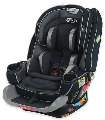 Graco Baby 4Ever Extend2Fit Platinum 4-in-1 Convertible Child Car Seat Ottlie
