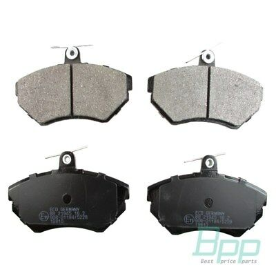 Fits VW Polo 9N 1.4 Genuine Mintex Rear Brake Pad Fitting Kit