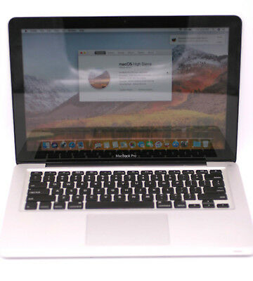 Apple Macbook Pro MD101LL/A 13.3in 320GB HHD 2.66Ghz Intel Core 2 Duo 4GB DDR3