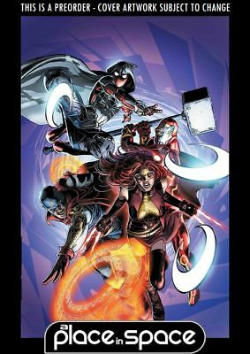 (Wk41) Infinity Wars #4A - Preorder 10Th Oct