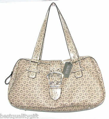 Guess da Marciano Taupe Summerland Pelle lucida Stampa