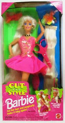 Cut And Style Blonde Barbie Doll New 49 95 Picclick
