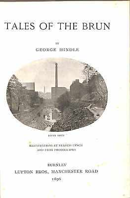 Tales of the Brun, Hindle, George, Good Condition Book, ISBN