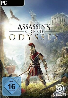 Assassin's Creed Odyssey - PC Download Uplay Key - Lieferung direkt per EMAIL