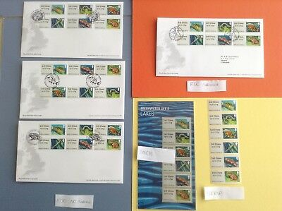 P&G - Post and Go / Packs / Strips / Addressed FDC / Unaddressed FDC - Multi