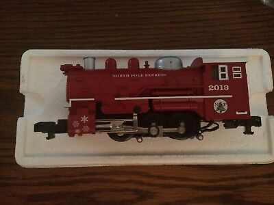 American Flyer By Lionel 42567 Christmas 0-6-0 Docksider Switcher Loco New /Box