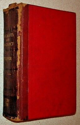 A History of Vagrants and Vagrancy and Beggars and Begging. Pub. 1887. 739 pages