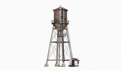 Woodland Scenics Built & Ready Rustic Water Tower N Scale Structure