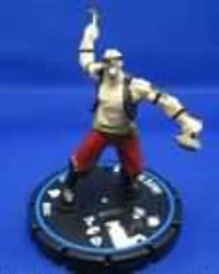 HorrorClix Freakshow Knife Thrower #032 - Experienced NM