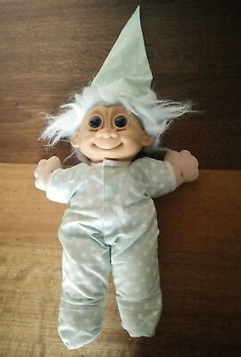 Vintage troll toy  32 cm high