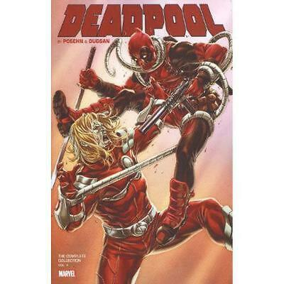 Deadpool by Posehn & Duggan: the Complete Collection Vol. 4 by Brian Posehn Pape