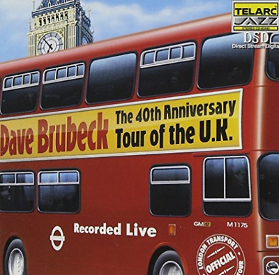 The 40th Anniversary Tour Of The U.K. (UK IMPORT) CD NEW