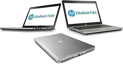 PC PORTATILE NOTEBOOK RICONDIZIONATO HP FOLIO 9470M Core i5 SSD SLOT 3G WIN 7PRO