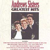 The Andrews Sisters, Andrews Sisters - Greatest Hits, Excellent
